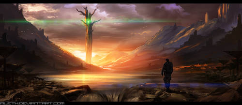Beacon by MLeth