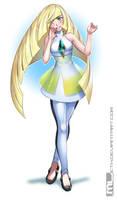 Pokemon - Lusamine by MLeth