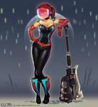Commission - Scarlett