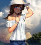 Brooke - Summer Days