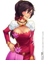Saori for supergorski by MLeth