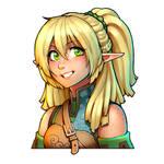 Collab - Elven Archer