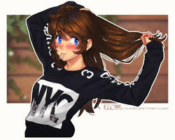 Brooke NYC by MLeth