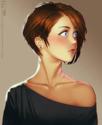 Fancy Brooke by MLeth