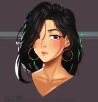 Rebecca by MLeth
