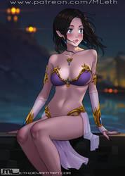 Patreon April 2019 - Sea Maiden