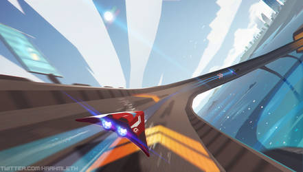 WipEout - AG Systems by MLeth