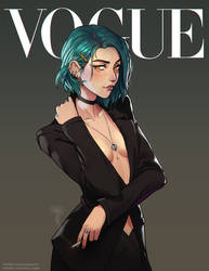VOGUE Collab - Thea