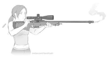 Wii Fit bolt action