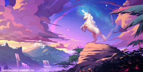 Unicorn Rises