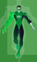 Gree Lantern: Hal Jordon