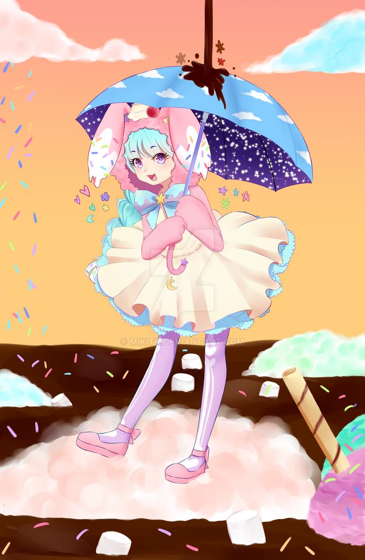Contest - Kuri Kuri Cream by MikiTK