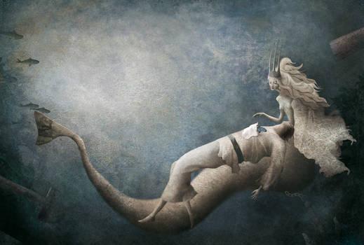 gabrielpacheco the little mermaid