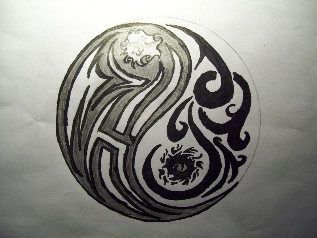 vegas las tribal tattoo artists org tattoo deviantart yang on ying artists tribal tytolis ying tribal