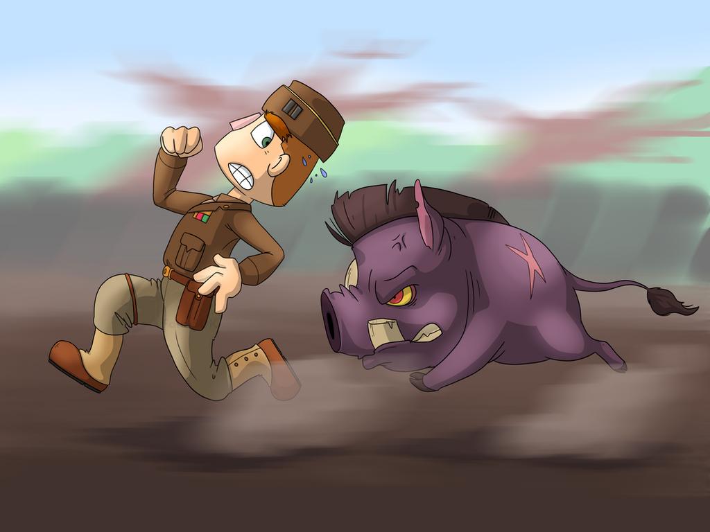 WWT: Hog Wild Encounter by FaithSDK