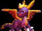 HQH Spyro Model: Ripto's Rage Cover Pose