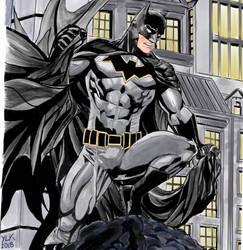 Batman Tonysdaniel