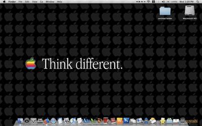 my desktop by Kageyoshi07