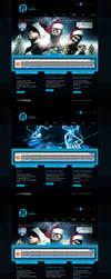 DJ Template by AlexanderFriedl