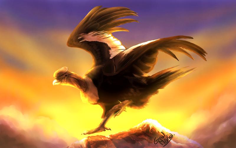 Condor by GralMaka
