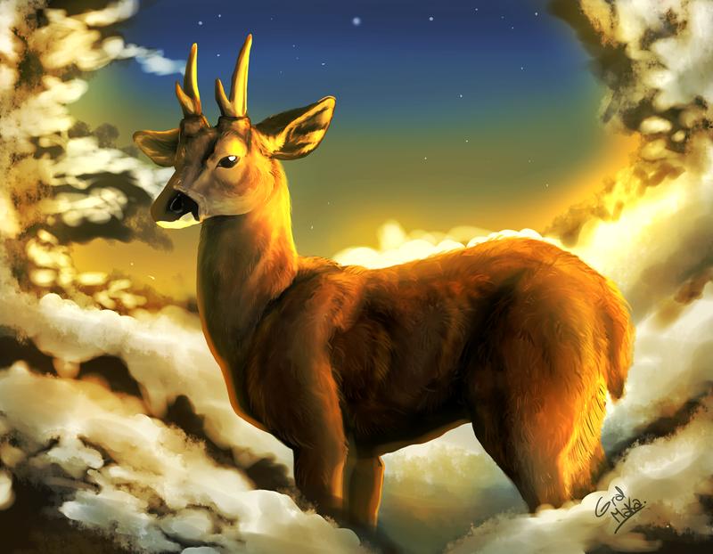 Huemul by GralMaka