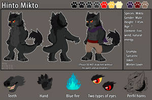 Hinto Mikto Reference Sheet by HintoMikto