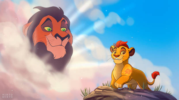Great Uncle Scar