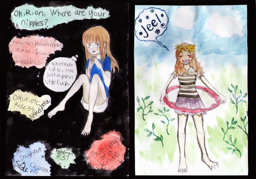 We are the same person by wic-chan