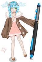 GaiaOnline: Avatar art 003 by wic-chan