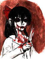 Nina the Killer by wic-chan