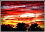Hampton Roads Sunset