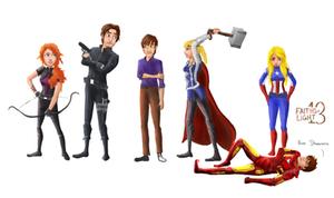 ROTBTD / Avengers