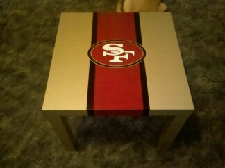 Charmant 49ers Table Design By MKRDESIGNS ...