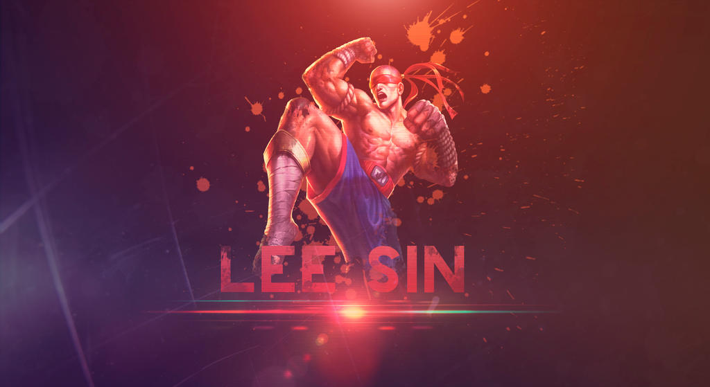 lee sin wallpaper - photo #12