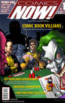 comics now cover issue 2