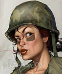 army face details