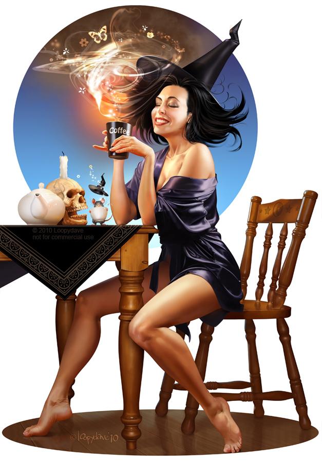 Magic Brew by Loopydave