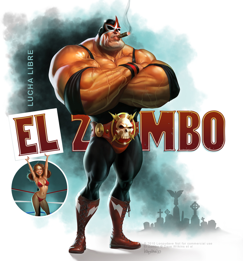 El Zombo by Loopydave