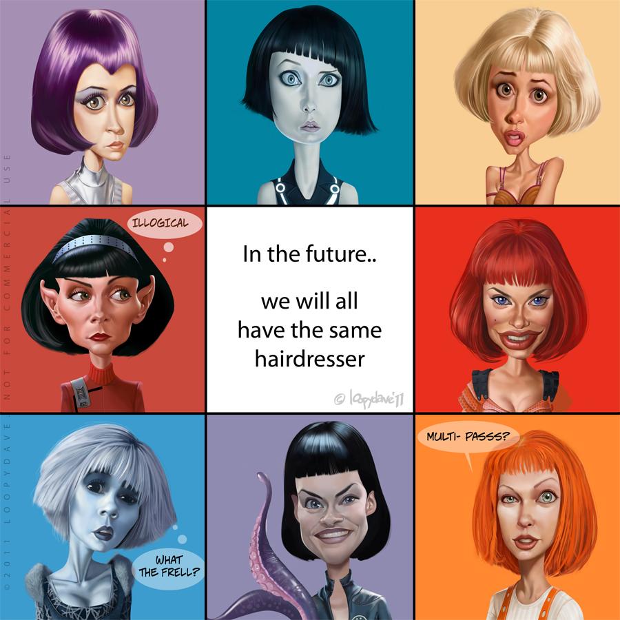 your future haircut