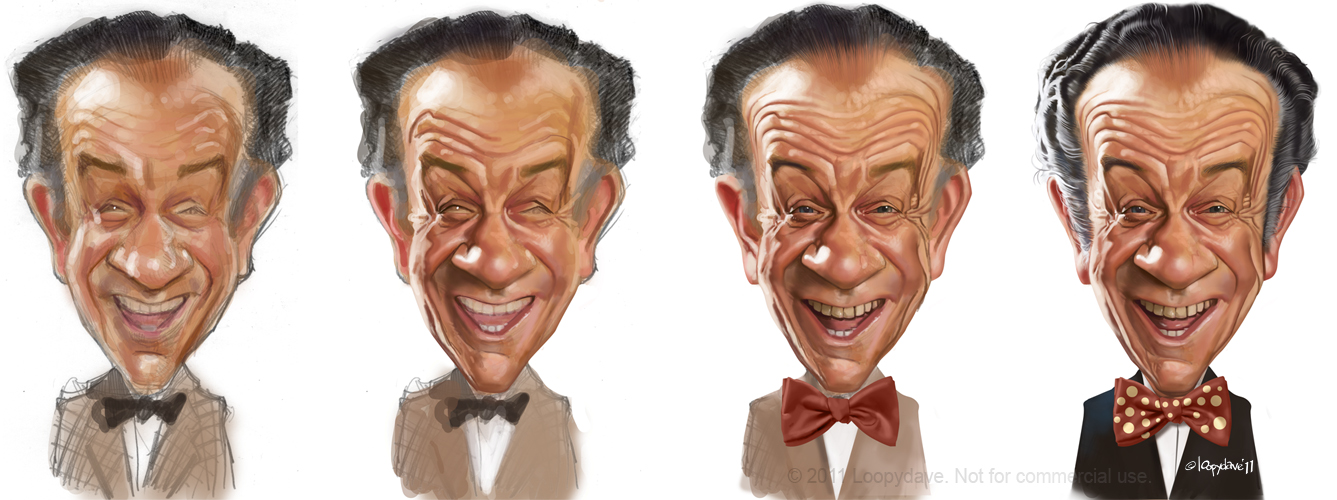 Painting Sid by Loopydave