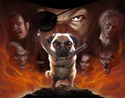 Apocalyptic pug