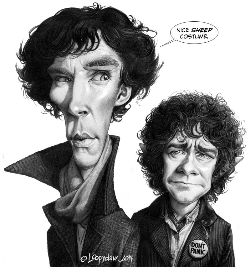 Sherlock by Loopydave