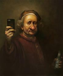 Rembrandt: Selfie 3192