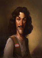 Inigo Montoya by Rembrandt