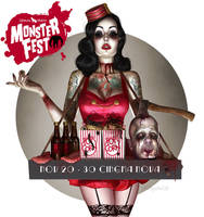 Monster Fest 2014 by Loopydave