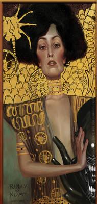 Ripley by Klimt