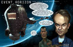 how fast is your spaceship? Event Horizon