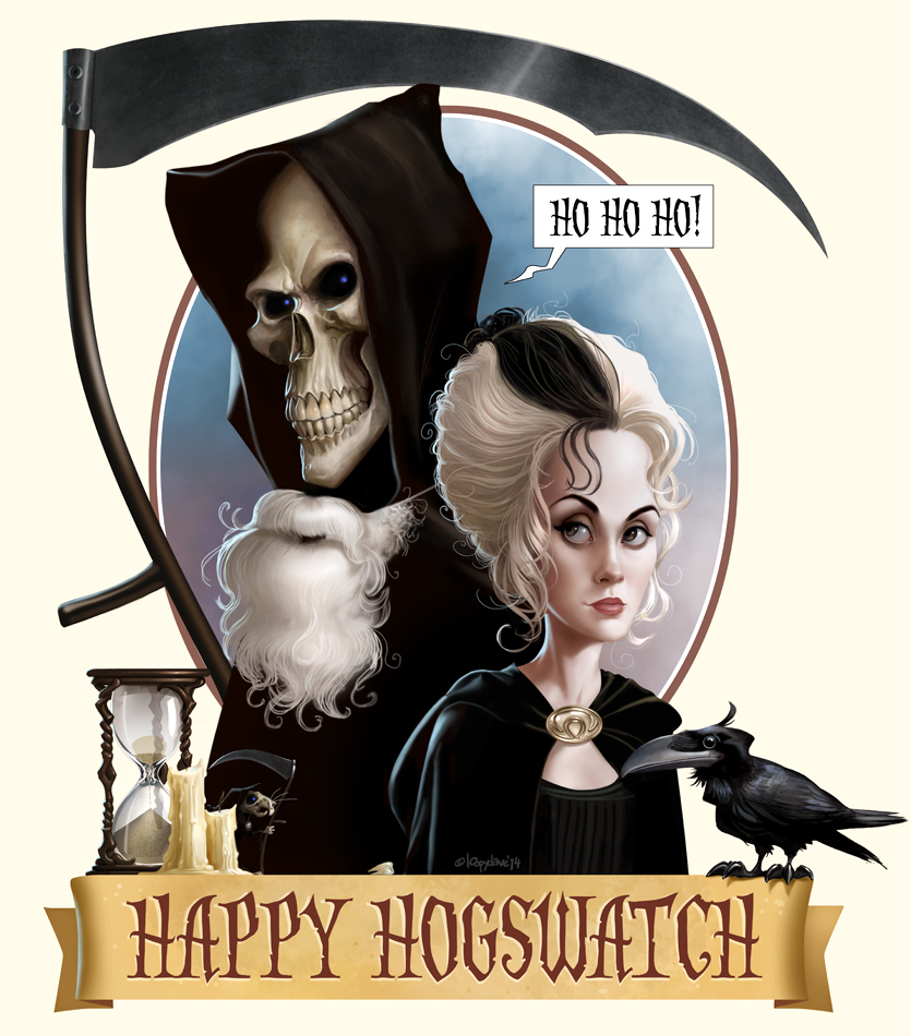 Happy Hogswatch!