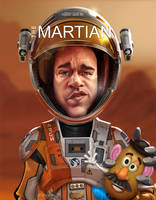 The Martian by Loopydave