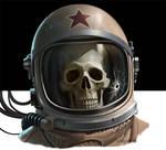 The skinny Cosmonaut